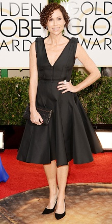 Minnie Driver: corto sul Red Carpet? No. No e basta.