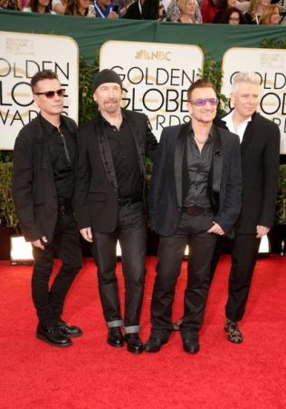 Gli U2 mi rifiuto di commentarli...